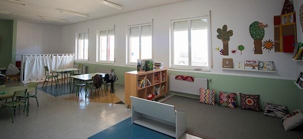 Sendas ya tiene una ratio de 15 alumnos por aula